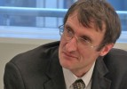 Douglas Carpenter, coordinator on Ukraine, DG External Relations, speaking at the DCFTA Round Table