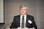 Ihor Kostenok presented the business opportunities in Ukraine, at Diamant Conference Centre