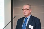 James Wilson of the EUUBC gave an update on the macro-economic environment in Ukraine, at Diamant Conference Centre